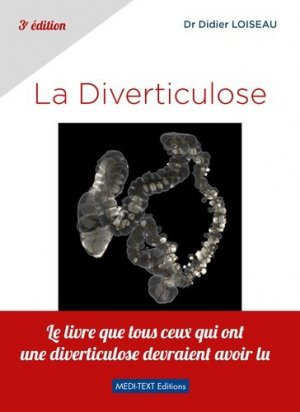 La diverticulose - editions medi-text - 9782915400274 -