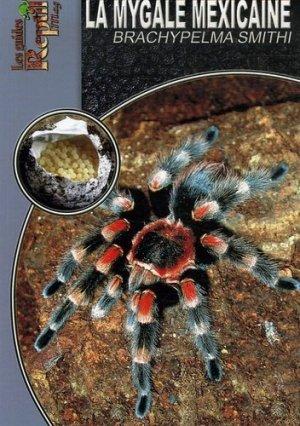 La mygale mexicaine - animalia - 9782915740318 -
