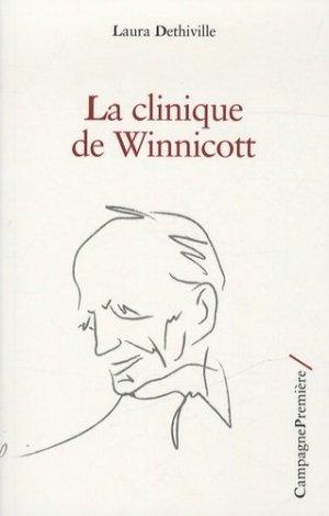 La clinique de Winnicott - campagne première - 9782915789737 -