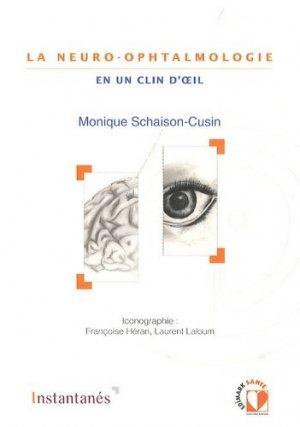 La Neuro-ophtalmologie en un clin d'oeil - datebe - 9782915968163 -