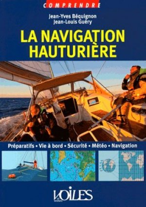 La navigation hauturière - voiles et voiliers - 9782916083681 -