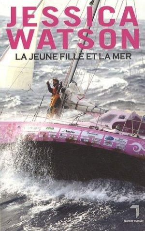 La jeune fille et la mer - Florent Massot - 9782916546711 -