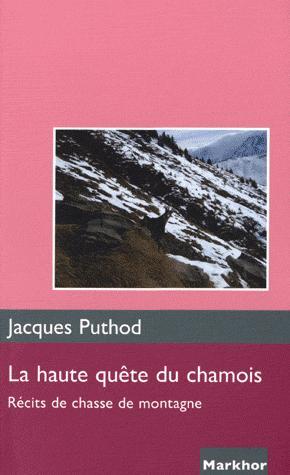 La haute quête du chamois - montbel - 9782916558066 -
