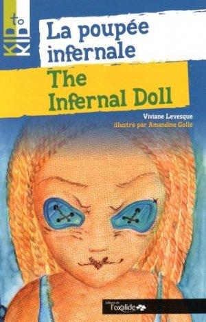 La poupée infernale - Editions de l'Oxalide - 9782916881508 -