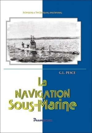 La navigation sous-marine - decoopman  - 9782917254219 -