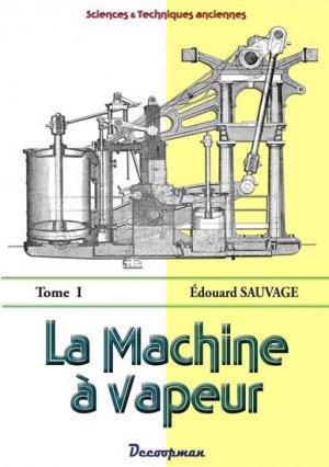 La machine à vapeur Tome 1 - decoopman - 9782917254325 -
