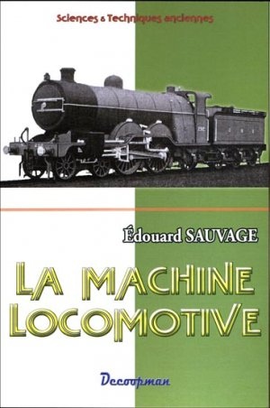 La machine locomotive - decoopman - 9782917254509 -