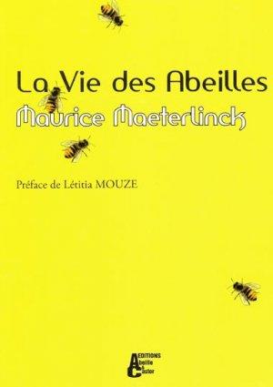 La Vie des Abeilles - abeille et castor - 9782917715048 -
