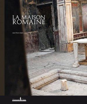La maison romaine - honoré clair - 9782918371038 -