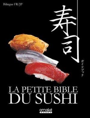 La petite bible du sushi - Omaké Books - 9782919603947 -