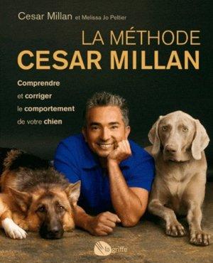 La méthode Cesar Millan - la griffe - 9782924036051 -
