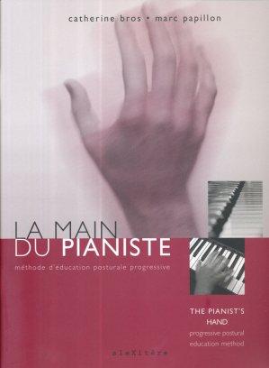 La main du pianiste - alexitere - 9782951380851 -