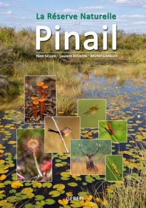 La réserve naturelle du Pinail - GEREPI - 9782951793149 -