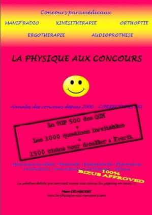 La physique aux concours - marc delabriere - 9782953309300 -