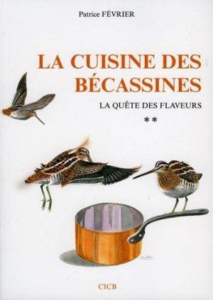La cuisine des bécassines - cicb - 2302953477310 -