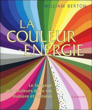 La couleur énergie - colorscope - 9782953905069 -