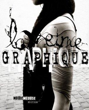 La Veine Graphique - Noire méduse - 9782953977806 -