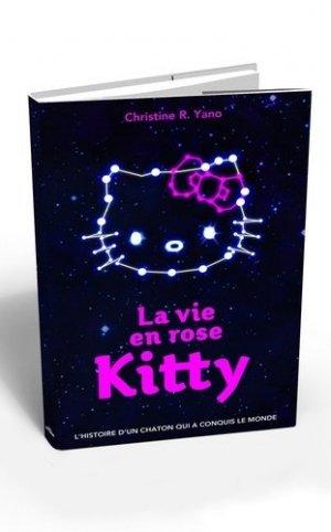 La vie en rose Kitty - Muttpop éditions - 9782954157092 -