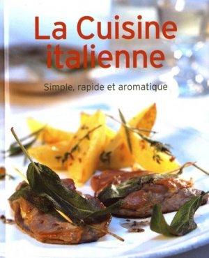 La cuisine italienne - NGV - 9783625006695 -