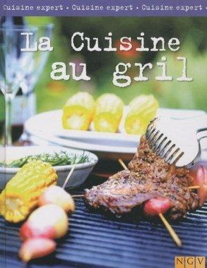 La Cuisine au gril - NGV - 9783625010555 -