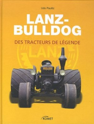 Lanz-Bulldog - komet - 9783869411033 -