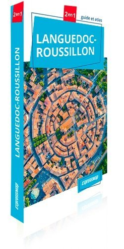 Languedoc-Roussillon. Guide et atlas - Express Map - 9788381900492 -