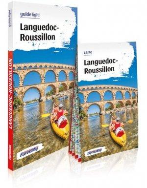 Languedoc-Roussillon. Avec 1 Plan détachable - Express Map - 9788381901895 -