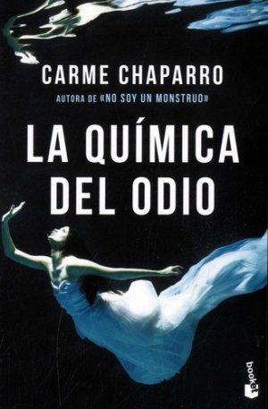 La Quimica Del Odio - booket - 9788467056334 -