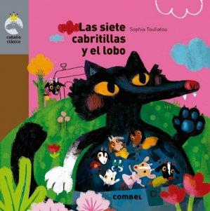 LAS SIETE CABRITILLAS Y EL LOBO  - Combel - 9788491013754 -