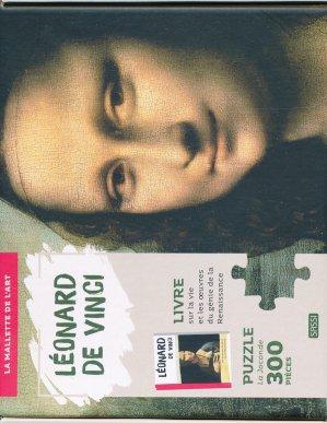 La malette de l'art Léonard De Vinci - sassi - 9788830301115 -