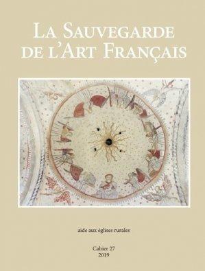 La Sauvegarde de l'art français - snoeck publishers - 9789461615619 -