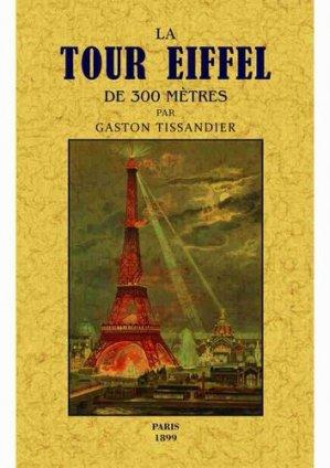 La tour Eiffel de 300 mètres - maxtor france - 9791020801418