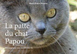 La patte du chat Papou - Publishroom Factory - 9791023613230 -