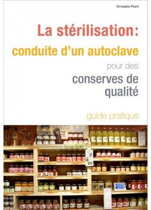 La stérilisation - educagri - 9791027503100 -