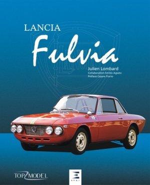 Lancia Fulvia - etai - editions techniques pour l'automobile et l'industrie - 9791028301200 -