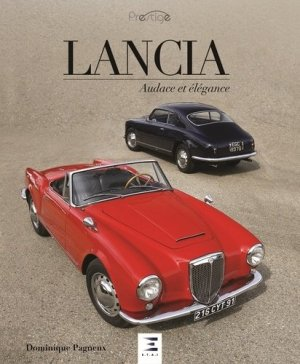 Lancia - etai - editions techniques pour l'automobile et l'industrie - 9791028301309 -