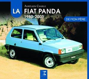 La Fiat Panda de mon père - etai - editions techniques pour l'automobile et l'industrie - 9791028303419 -