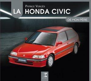 La Honda Civic de mon père - etai - editions techniques pour l'automobile et l'industrie - 9791028304041 -