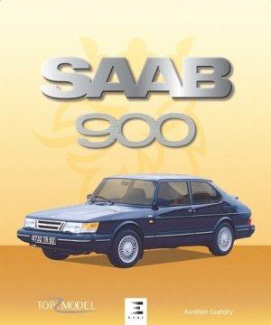 La saab 900 - etai - editions techniques pour l'automobile et l'industrie - 9791028304096 -