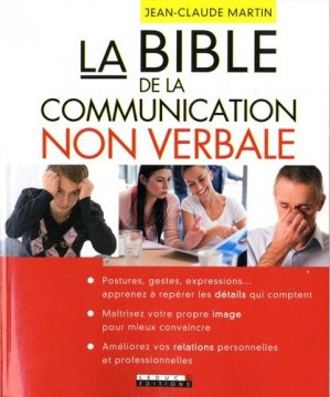 La bible de la communication non verbale - leduc - 9791028500948 -
