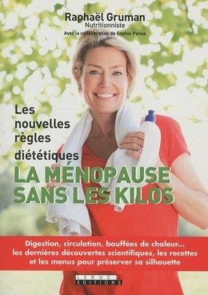 La ménopause sans les kilos - leduc - 9791028503604 -