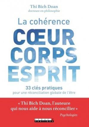 La cohérence coeur, corps, esprit - leduc - 9791028511739 -