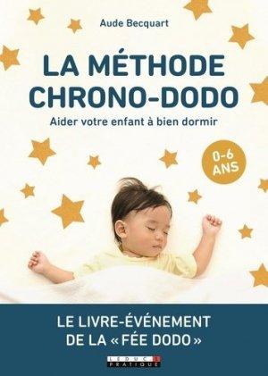 La méthode chrono-dodo - leduc - 9791028514655 -