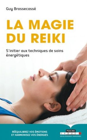 La magie du reiki - leduc - 9791028514952 -