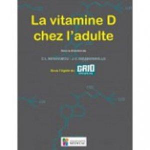 La vitamine D chez l'adulte - sauramps medical - 9791030300079