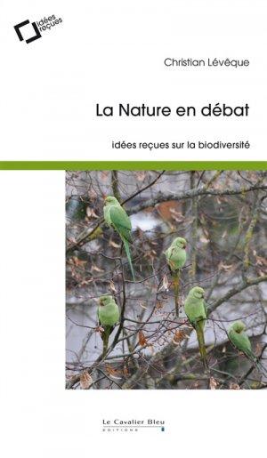 La nature en débat - le cavalier bleu - 9791031802381 -
