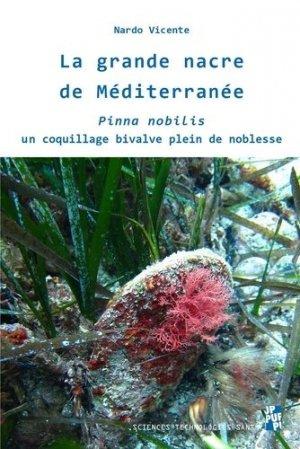 La grande nacre de Méditerranée - presses de l'université de provence - 9791032002599 -
