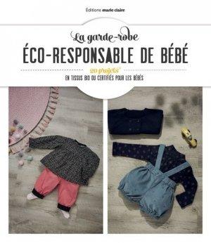 La garde-robe éco-responsable pour bébé - marie claire - 9791032305867 -