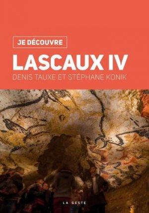 Lascaux IV - geste - 9791035309428 -