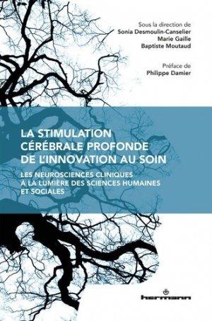 La stimulation cérébrale profonde, de l'innovation au soin - hermann - 9791037000958 -